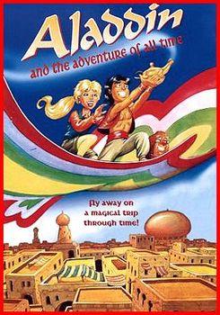 Les aventures érotiques de aladdin 1995 update